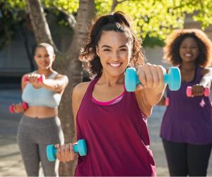 The Wellness Workout